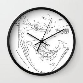 NOORD portrait #5 / Wall Clock