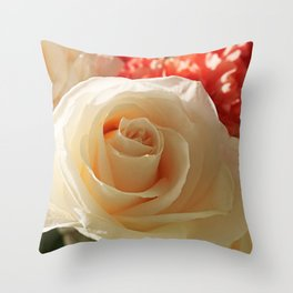 Show Me the Love in your Heart Throw Pillow