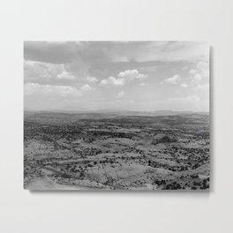 "ESCALANTE #01 - Fomapan 100 - 4x5"" film Metal Print"
