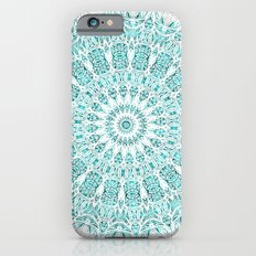 A Glittering Mandala  iPhone 6 Slim Case
