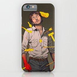 Wound Man iPhone Case