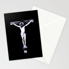 3d Jesus Stationery Cards