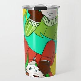 Matryoshka Vocaloids Travel Mug