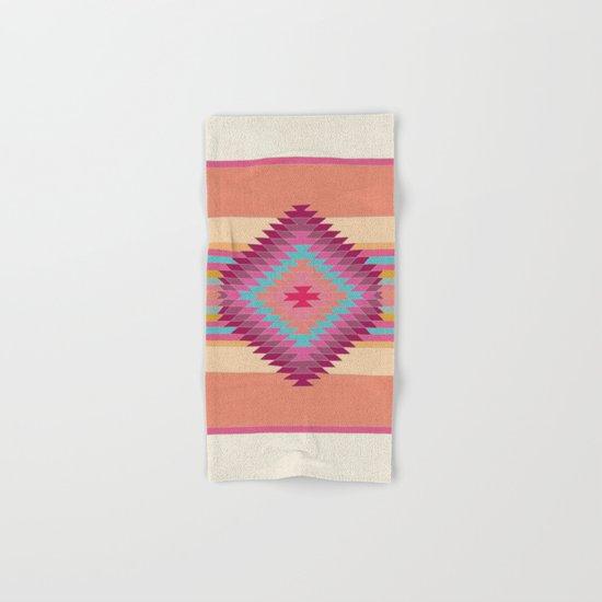 FIESTA (pink) Hand & Bath Towel