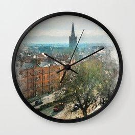 Dublin art #dublin Wall Clock