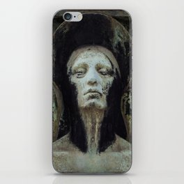 Quietude iPhone Skin