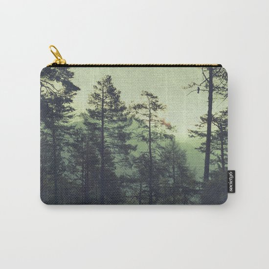 the wind was the only sound Carry-All Pouch
