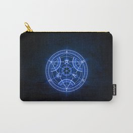 Human Transmutation Circle Carry-All Pouch