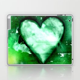 Heart Dreams 3D by Kathy Morton Stanion Laptop & iPad Skin