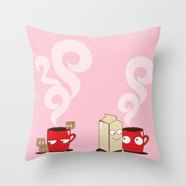 relationcup Throw Pillow