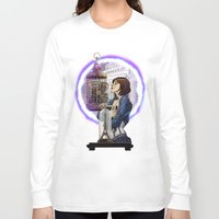 bioshock Long Sleeve T-shirts featuring Bioshock Infinite: Freedom  by Daydreams and Giggles Studios