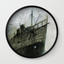 The Upper Berth Wall Clock