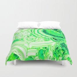 Malachite Green Duvet Cover