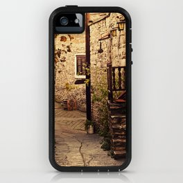 Omodos Cyprus Alley iPhone Case