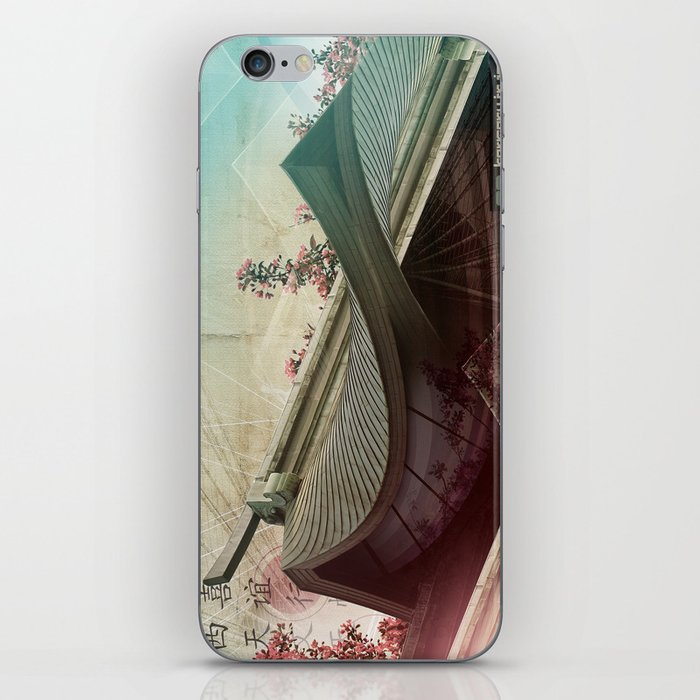 In Japan iPhone Skin