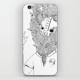 Self iPhone Skin