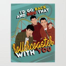 Jonas Brothers POSTER / CARD / WALLPAPER Poster