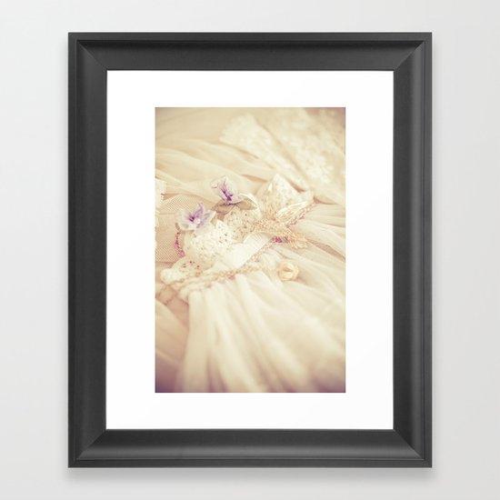 BarkAtTheMoon Framed Art Print