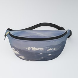 Alps view Fanny Pack