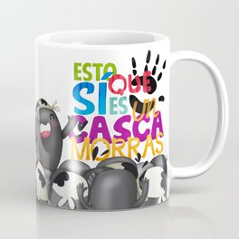 Cascamorras Coffee Mug