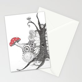 Sleepingland Stationery Cards