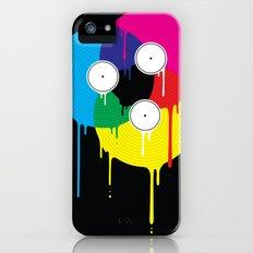 Melting Vinyl iPhone (5, 5s) Slim Case