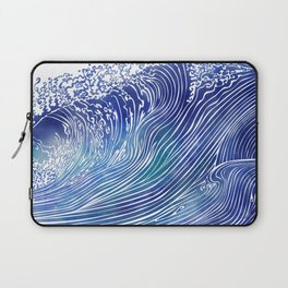 Pacific Waves Laptop Sleeve