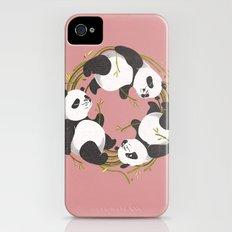 Panda dreams Slim Case iPhone (4, 4s)