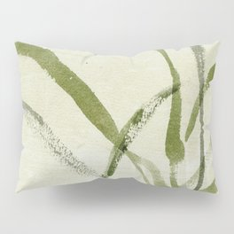 beach weeds Pillow Sham