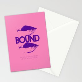 Bound Stationery Cards