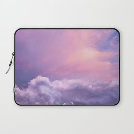 Sunset and Clouds | Blush Pink | Unicorn | Sky Laptop Sleeve