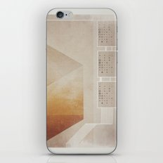 Cubed  iPhone & iPod Skin