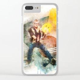 BB20 Scottie Clear iPhone Case