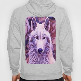 The Arctic Wolf Hoody