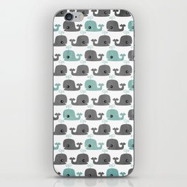 Moby iPhone Skin