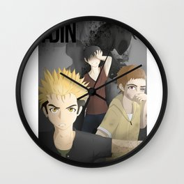 Ajin Wall Clock