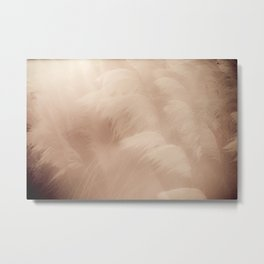 Unharnessed Texas Wind Metal Print