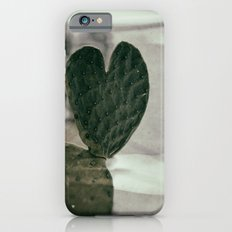 Padded Heart Slim Case iPhone 6s