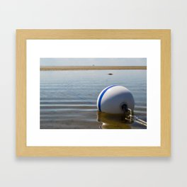 Let The Water Hold Me Down Framed Art Print