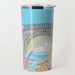 Sabrina in the Dingle Travel Mug