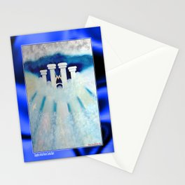 HEAVEN'S GATES Stationery Cards