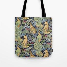 """William Morris """"Forest"""" 1. Tote Bag"""
