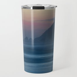 Cannon Beach at Dusk Travel Mug