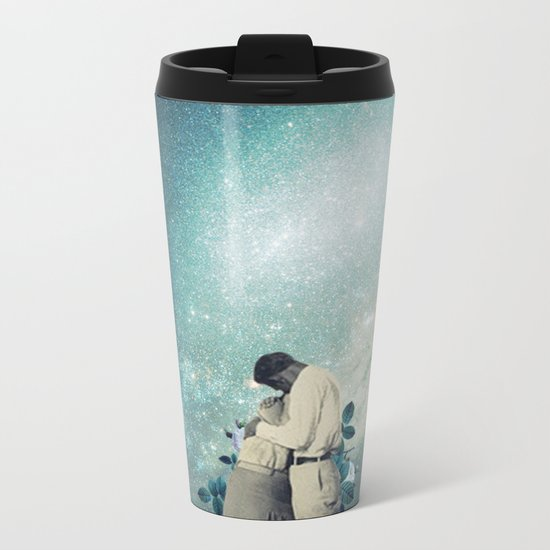 24916 Metal Travel Mug