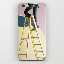 The Painter iPhone Skin