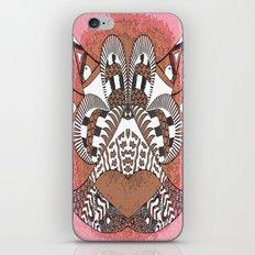 Ubiquitous Bird Collection4 iPhone & iPod Skin