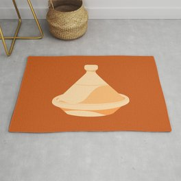 MADE IN MOROCCO #03-THE COOKING POT Rug