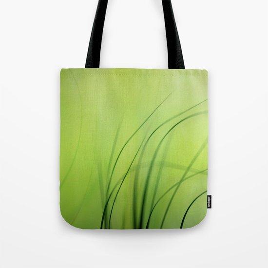Sway  (Grass) Tote Bag