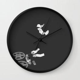 Delia 2 Wall Clock