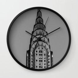 New York, Chrysler Building, William Van Alen Wall Clock